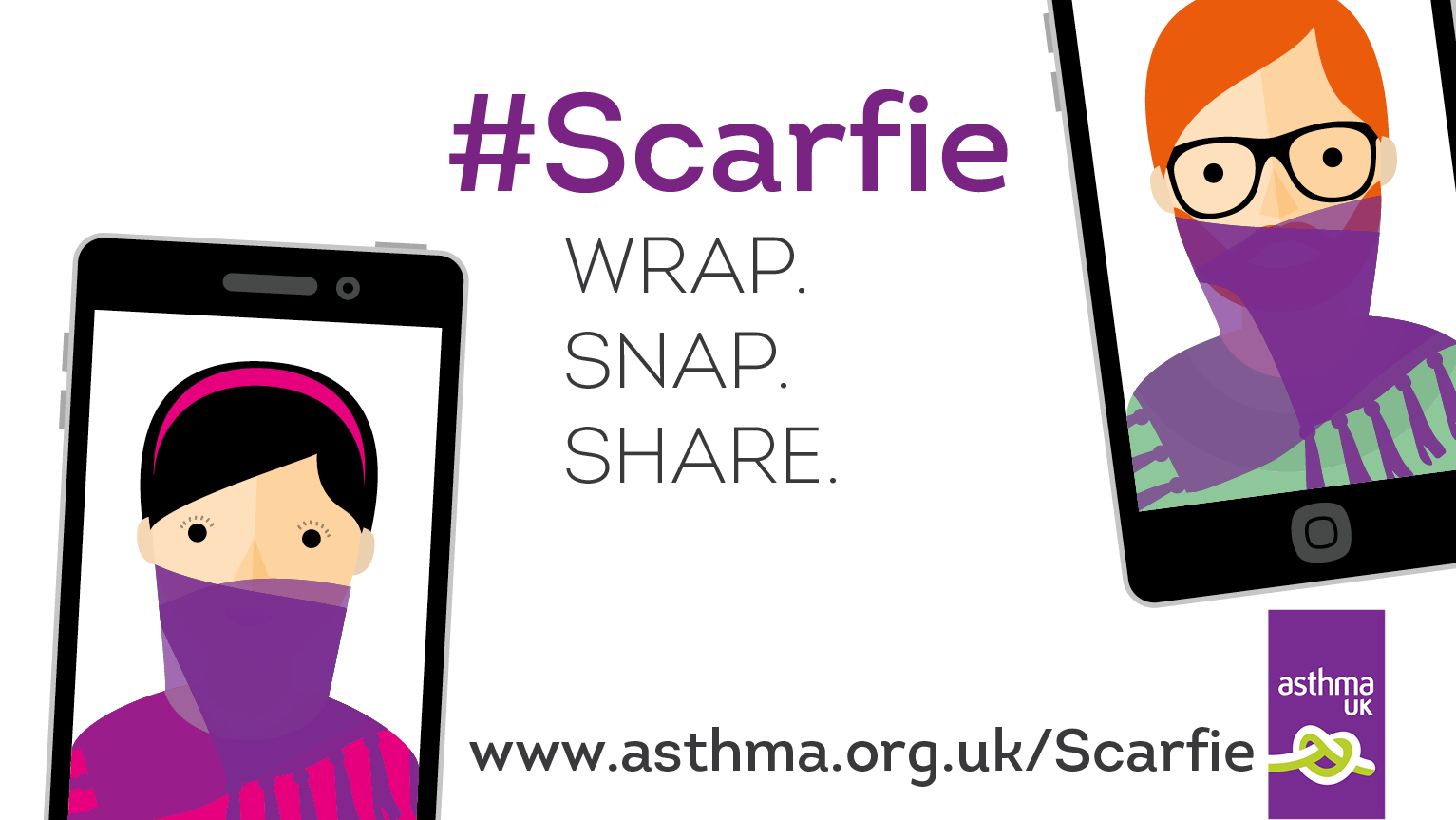 #Scarfie