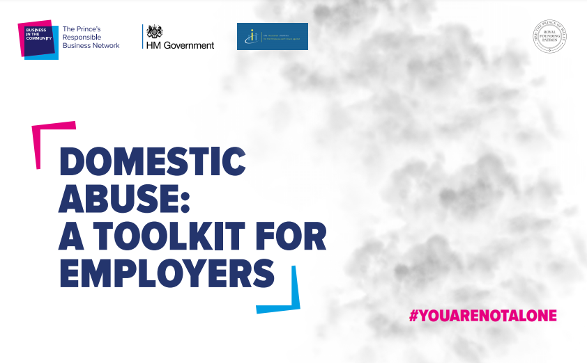 Domestic abuse: Toolkit for employers